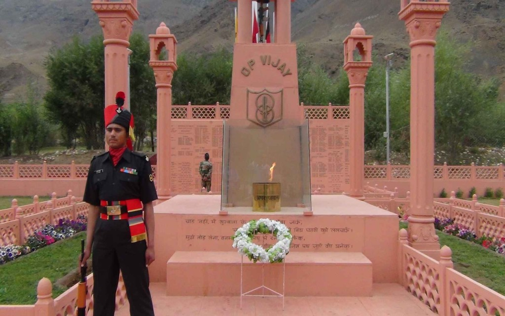 Kashmir – Ladakh Trip Day 15 (Kargil War Memorial)