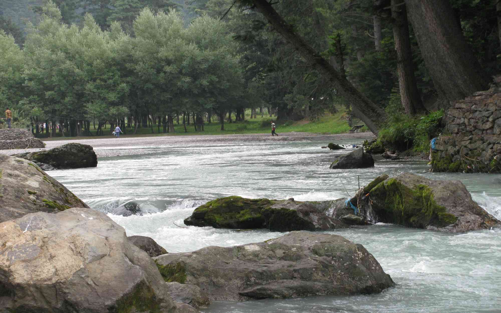 Pahalgam - Betaab Valley 1
