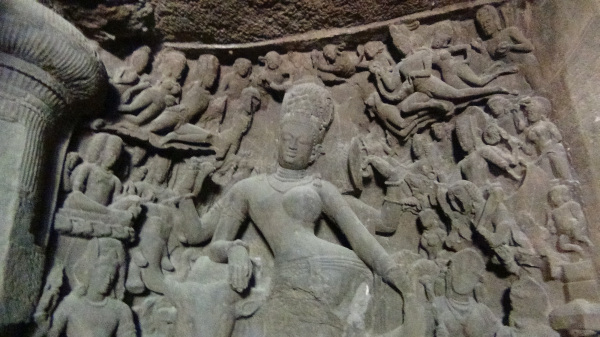 Day trip to Elephanta Caves or Gharapuri Caves
